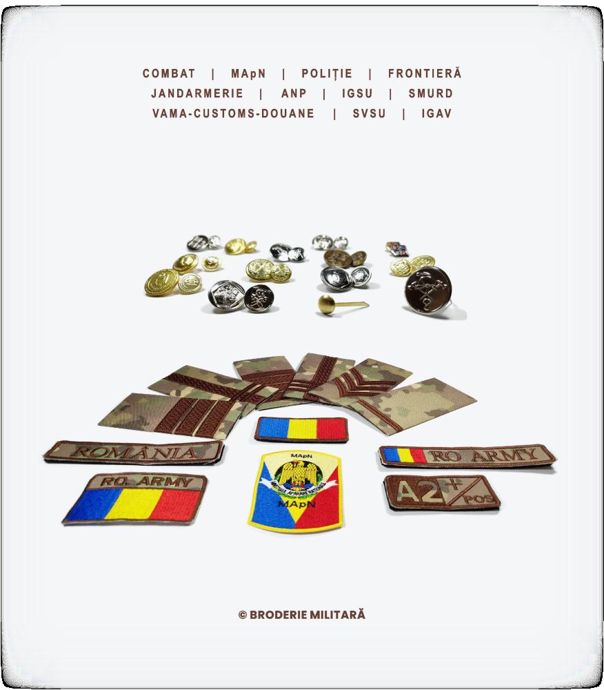 Grade Militare Armata | Insigne Militare | Insemne Romanesti | Americane. Ierarhie Grade Militare Politie, Jandarmi, Pompieri, Anp. Pret echipament/uniforma